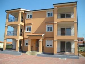 nieuwbouw, appartement, Varvari, Kroatie, Vila Riviera